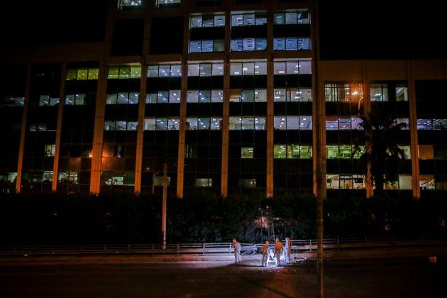 H ανακοίνωση του ΣΚΑΙ και των εργαζομένων του για την τρομοκρατική επίθεση στον
