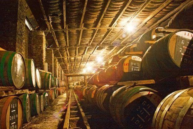 위스키 배럴 에이지드 맥주가 맥주와 위스키의 경계를