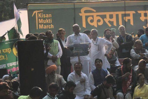 NCP Leader Sharad Pawar in a file