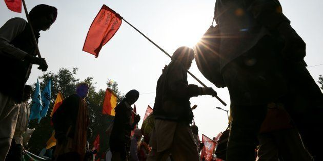 When thousands of farmers from across India marched in New Delhi demanding a special 21-day session of...