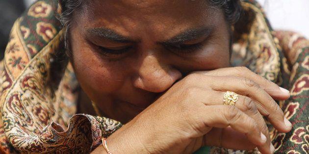Radhika Vemula, mother of Rohith