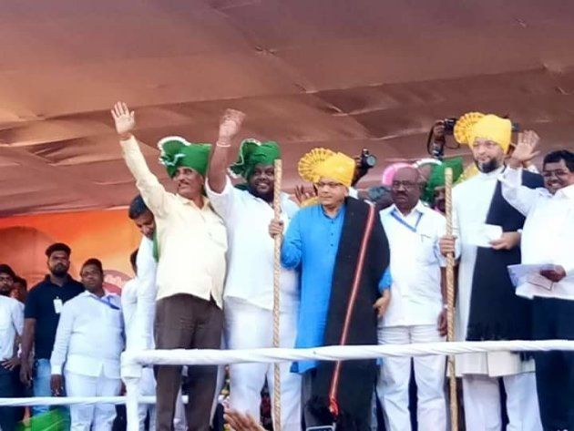 Will The Ambedkar-Owaisi Alliance In Maharashtra Challenge The BJP Or Divide The Dalit, Muslim