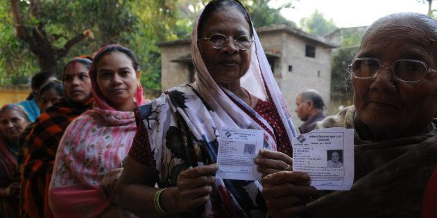 Areas of Chhattisgarh affected by left-wing extremism will vote on 12 November and the remaining 72 seats...