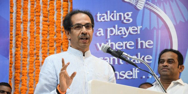 File Photo of Uddhav
