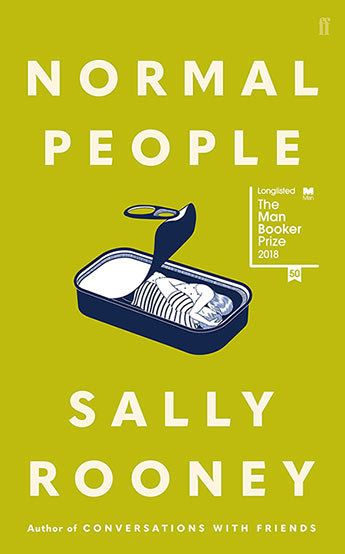 'Normal People', Sally Rooney's second book, was longlisted for the Man Booker Prize this