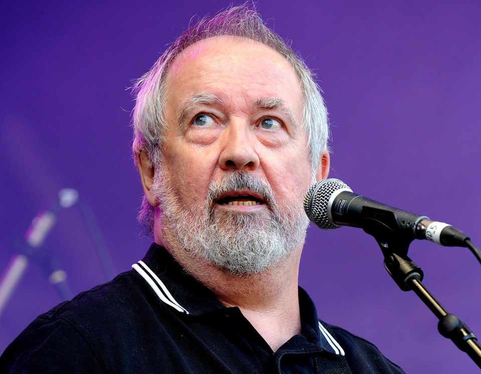 """Pete Shelley, the lead singer of the Buzzcocks, the punk band best known for their hit song """"Ever Fallen In Love (With Someon"""