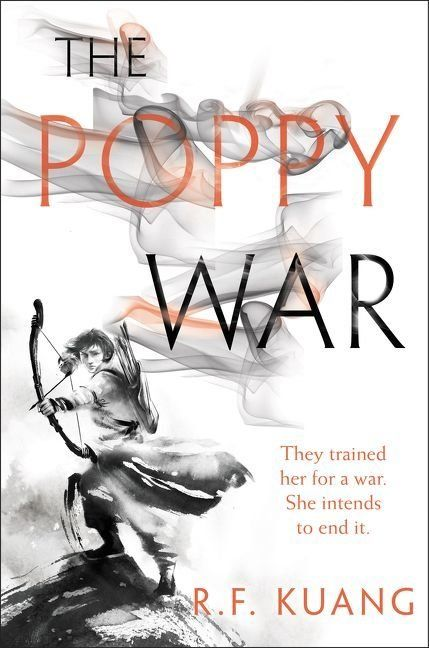 'The Poppy War',set in early 20th century China,is bloody, violent and addictive.