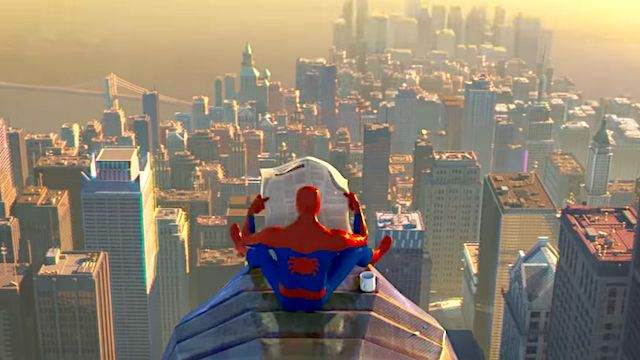 Still from 'Spider-Man: Into the Spider-Verse'