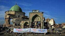 Irak: La mosquée al-Nouri, détruite pendant la bataille de Mossoul, va être