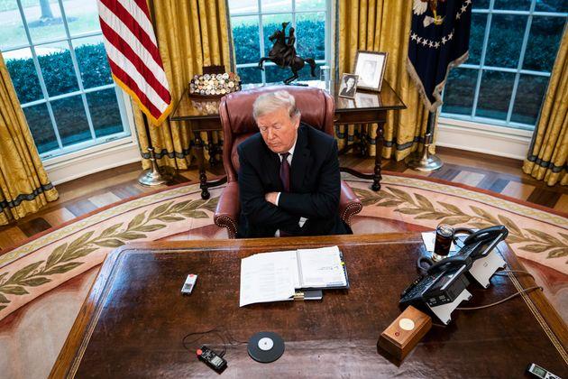 트럼프의 정치적·개인적 의혹에 대한 수사의 현재 진행