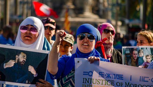 """Procès du Hirak en appel: Amnesty International veut que """"justice soit"""