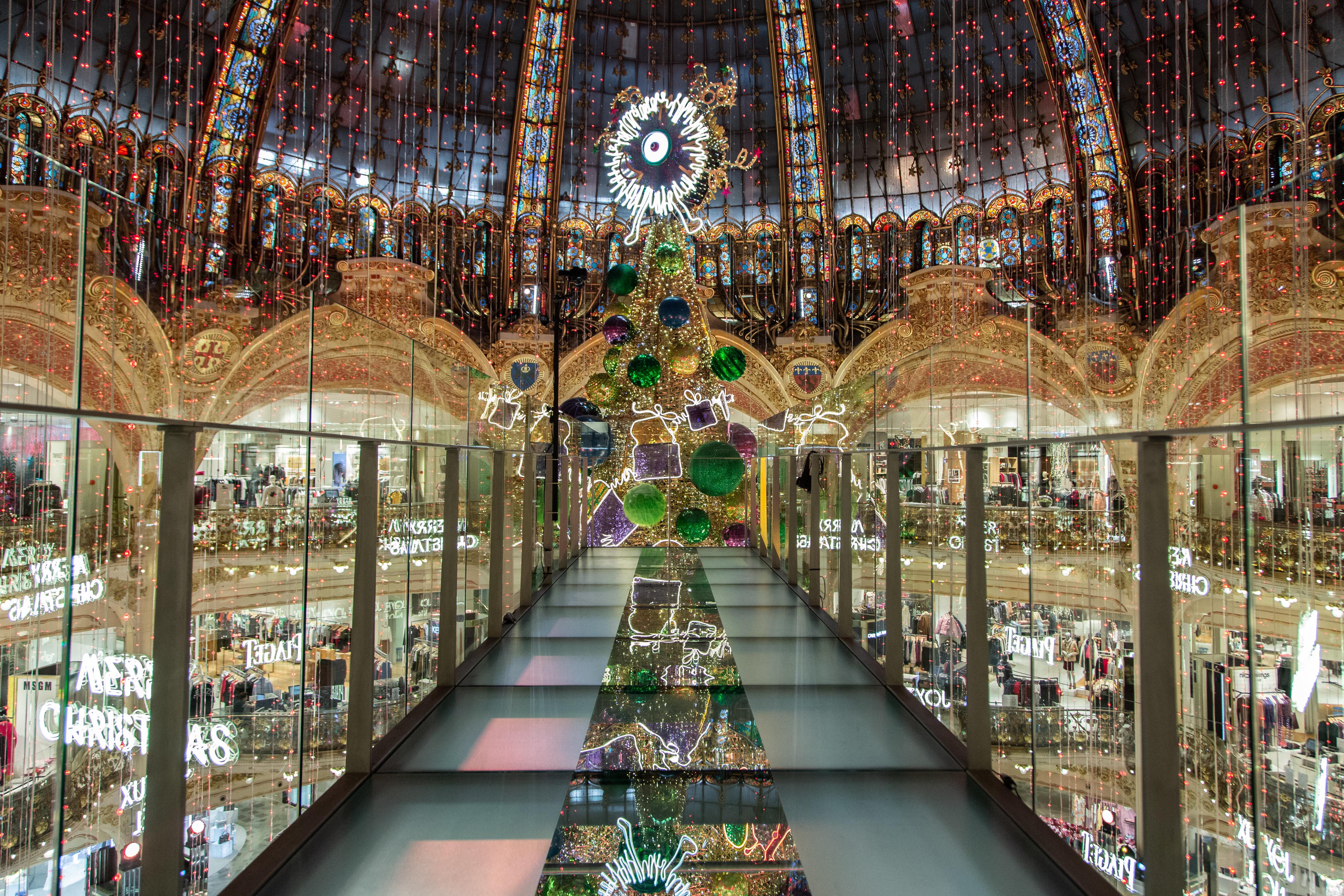 De la Fabrique des Rêves à Wizarding World, les Galeries Lafayette célèbrent la sorcellerie de