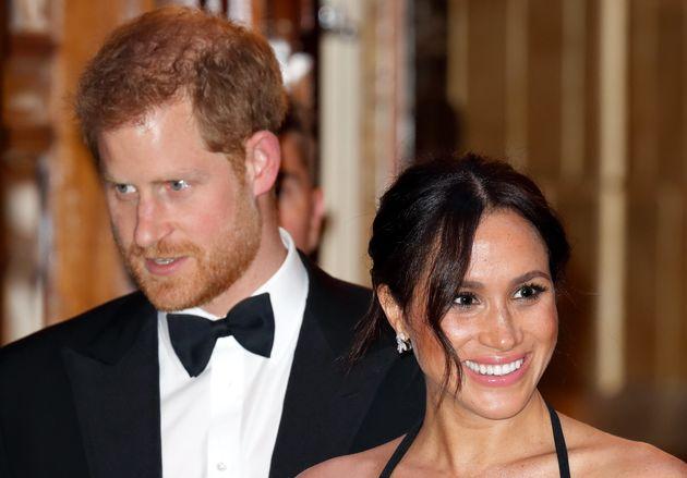 Prinz Harry und Herzogin Meghan sind seit Mai diesen Jahres