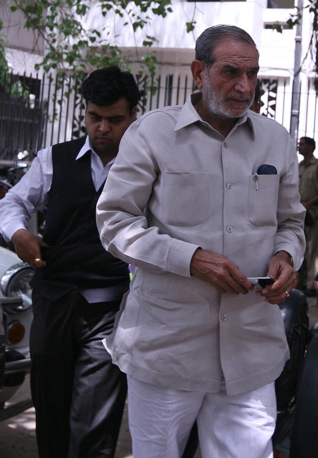 A file photo of Sajjan