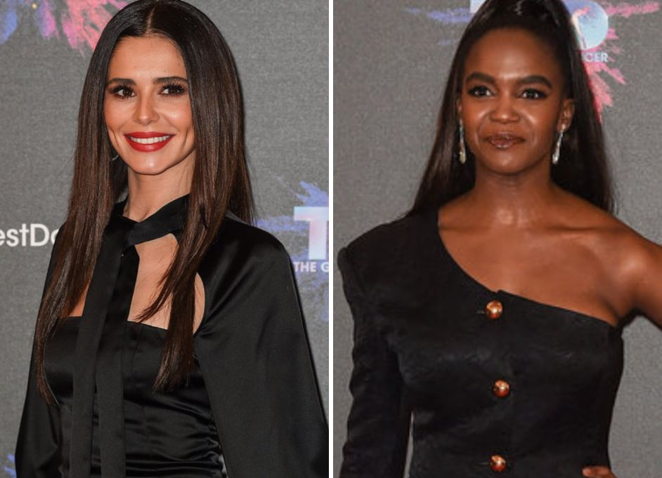 DENIED: 'The Greatest Dancer' Captains Cheryl And Oti Mabuse Clarify Rumours Of On-Set