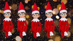 A FOR EFFORT: 10 Elf On The Shelf Ideas That Are Far Too Much