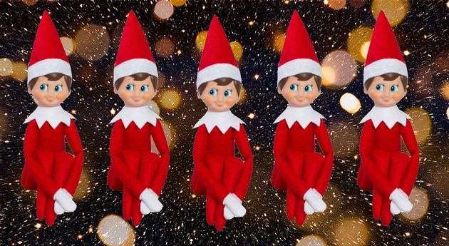 10 Elf On The Shelf Ideas That Are Far Too Much