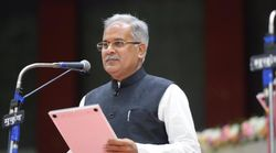 Bhupesh Baghel Sworn-In As Chief Minister Of