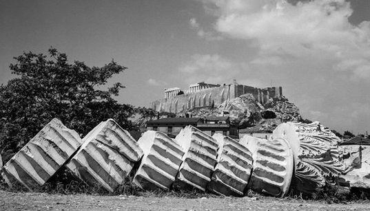 Ακρόπολη, Μυκήνες, Κνωσσός στον φακό του Ρόμπερτ Μακέιμπ το μακρινό