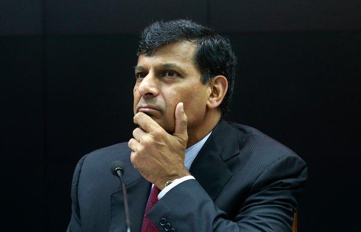 A file photo of Raghuram Rajan.