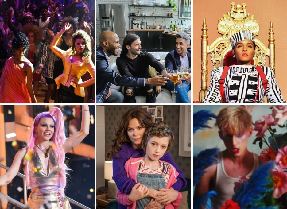 A Timeline Of 20gayteen's Most Important Queer Moments In Film, TV And