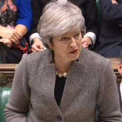 Theresa May Announces When MPs Will Vote On Brexit