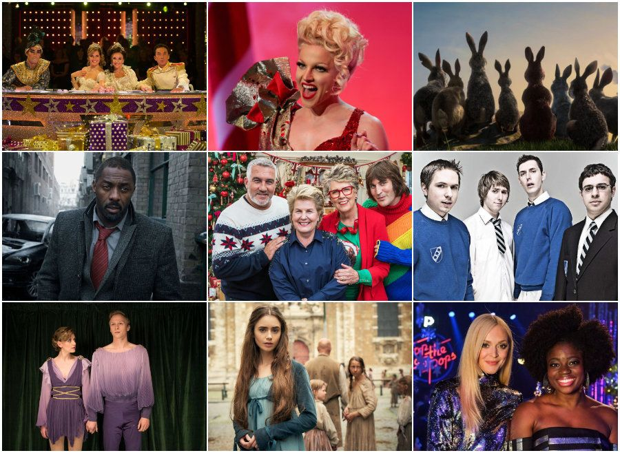 CHRISTMAS TV: 41 Shows You Can't Afford To