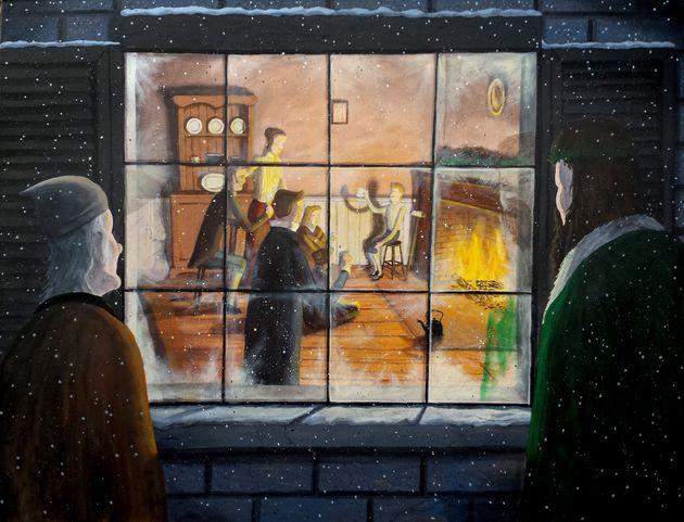 Τζον Ελβς: Ο πραγματικός Σκρουτζ στη «Χριστουγεννιάτικη Ιστορία» του