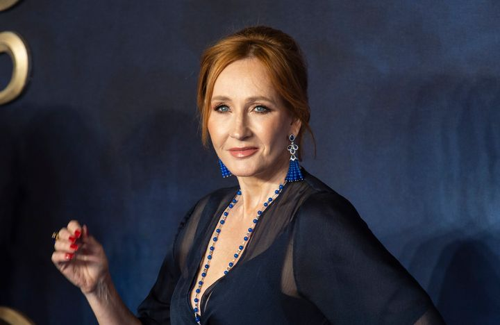 J.K. Rowling apparently doesn't like waking up before the sun.