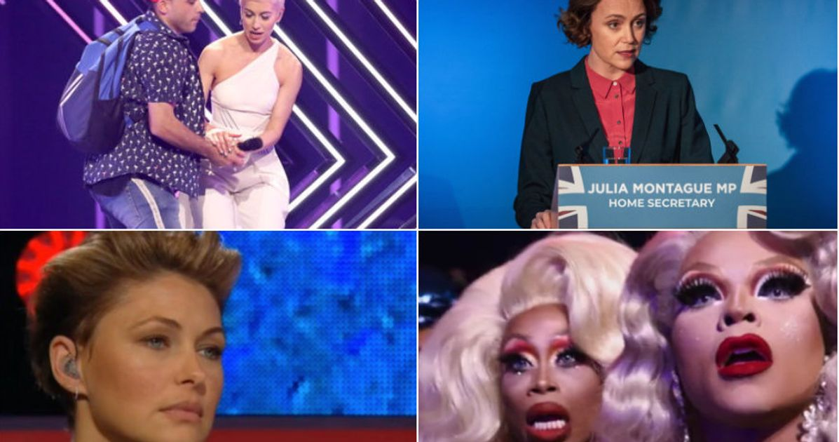23 Jaw-Dropping TV Moments From 2018 That We Still Can't Quite Get Over