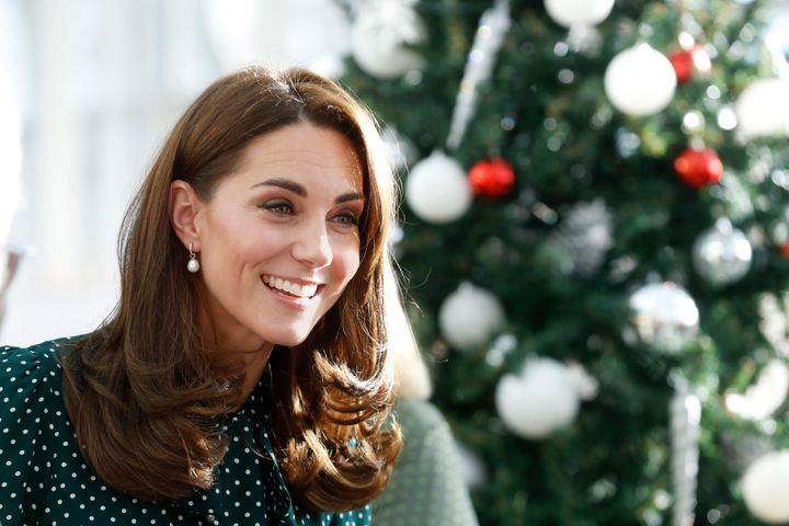 The Duchess of Cambridge also caught Google users' attention.