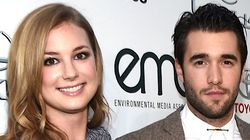 'Revenge' Co-Stars Emily VanCamp And Josh Bowman Get