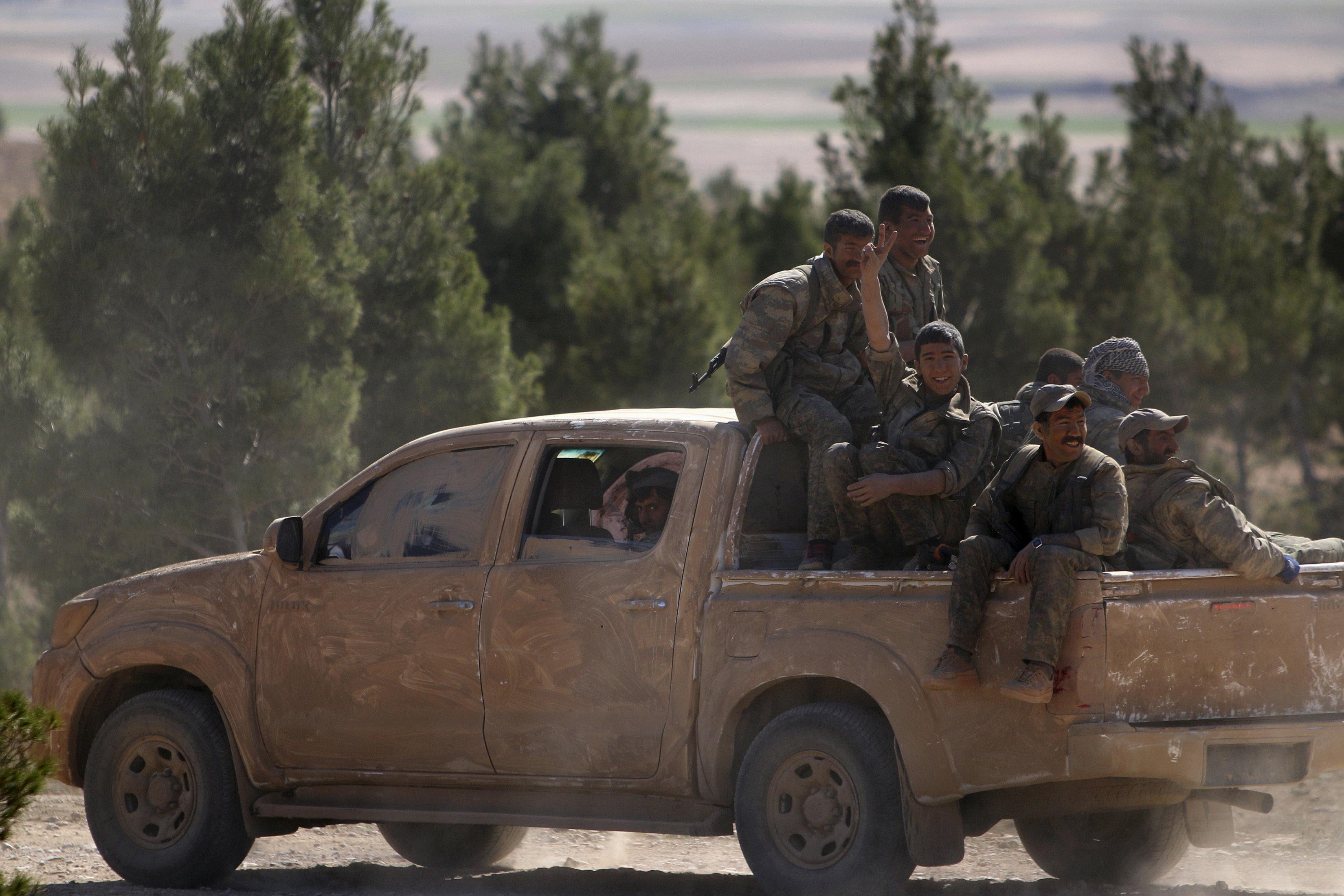 """""""Les protestations, une soupape de sécurité contre l'émergence de Daech"""", révèle une analyse publiée par le Washington"""