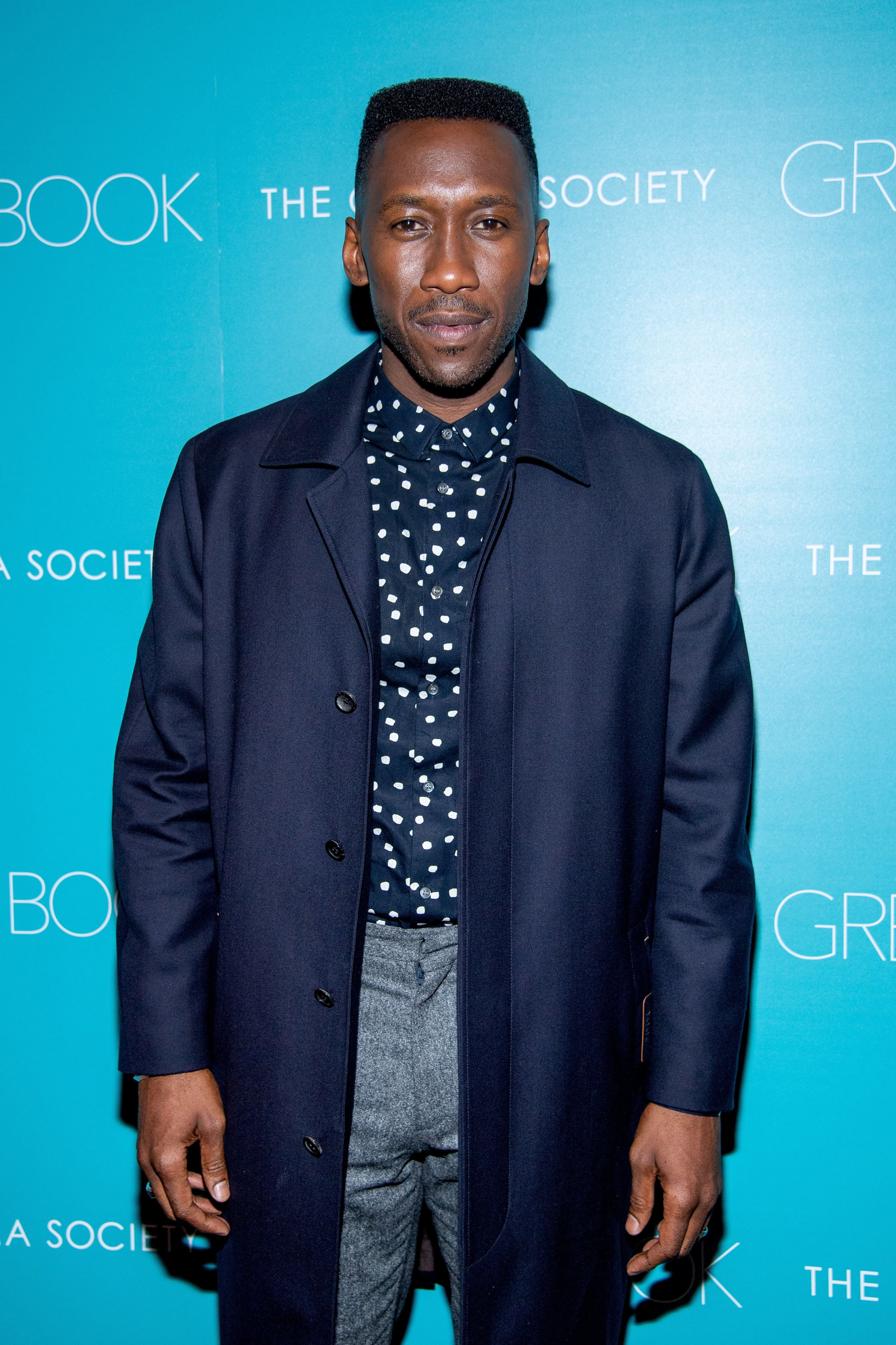 NEW YORK, NEW YORK - NOVEMBER 14: Mahershala Ali attends the 'Green Book' New York Special Screening hosted by the Cinema Society at The Roxy Hotel Cinema on November 14, 2018 in New York City. (Photo by Roy Rochlin/Getty Images)