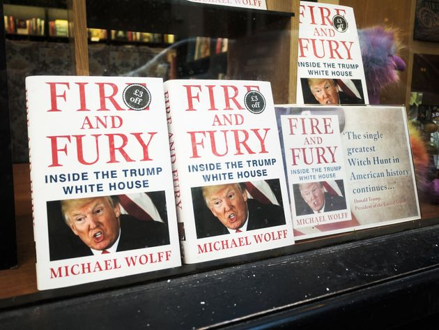 Michael Wolff's book Fire and Furykicked things