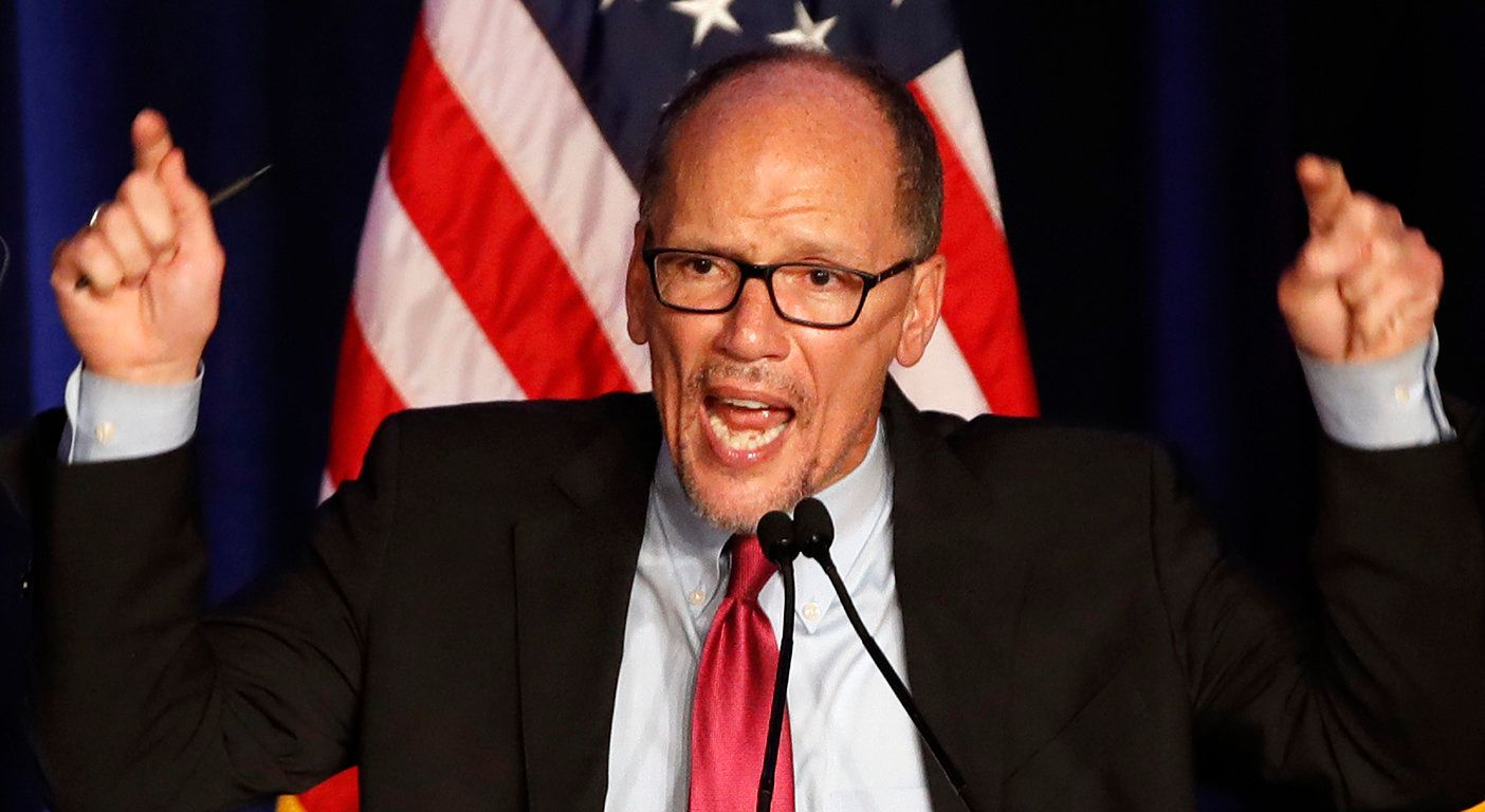 Democratic National Committee Chairman Tom Perez (AP)