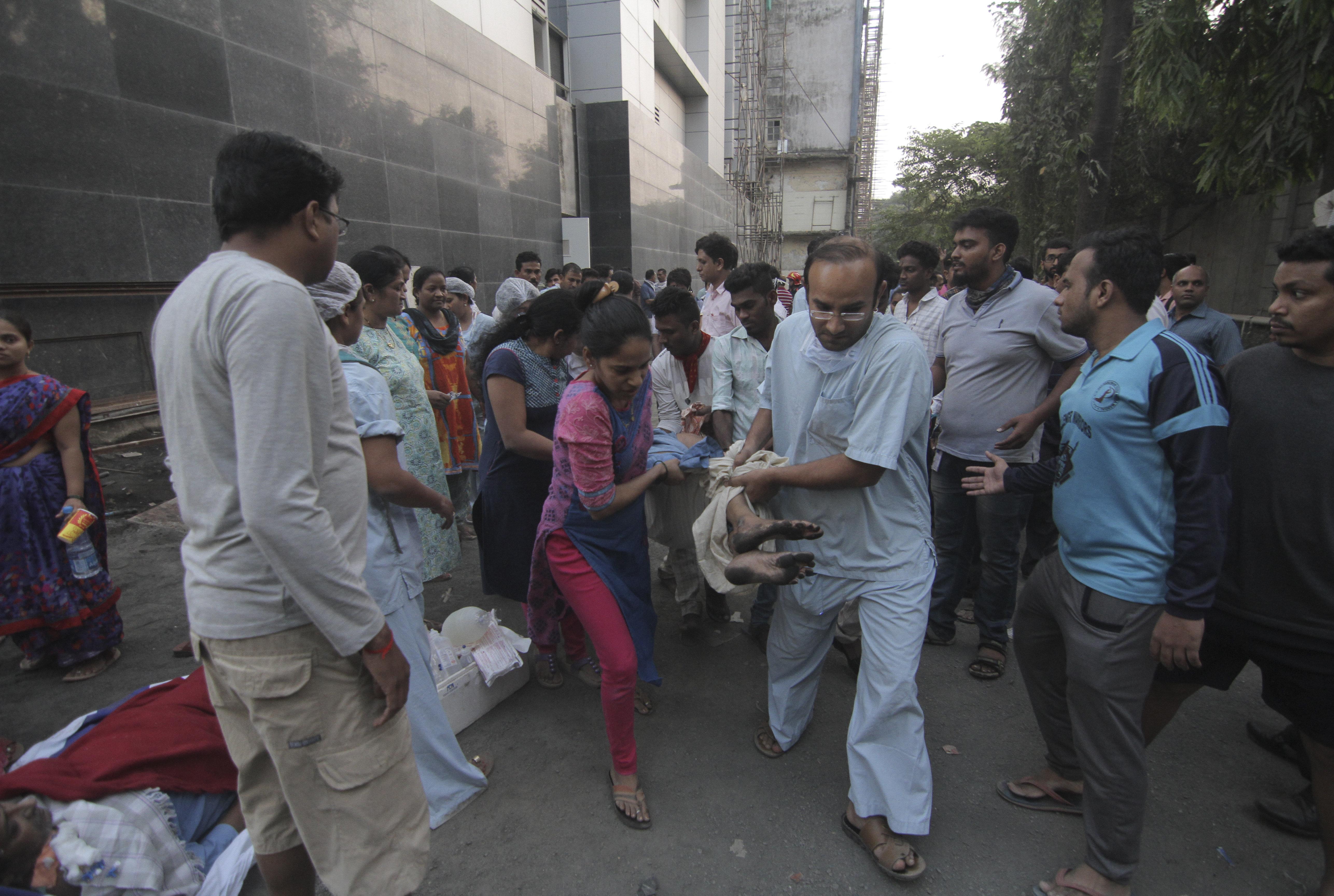 8 Dead In Fire At Mumbai Govt Hospital, 147
