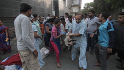 8 Dead In Fire at Mumbai Govt Hospital, 147