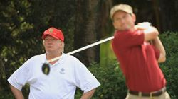 It Could Happen: Trump Golfing While His Secret Service Works Without