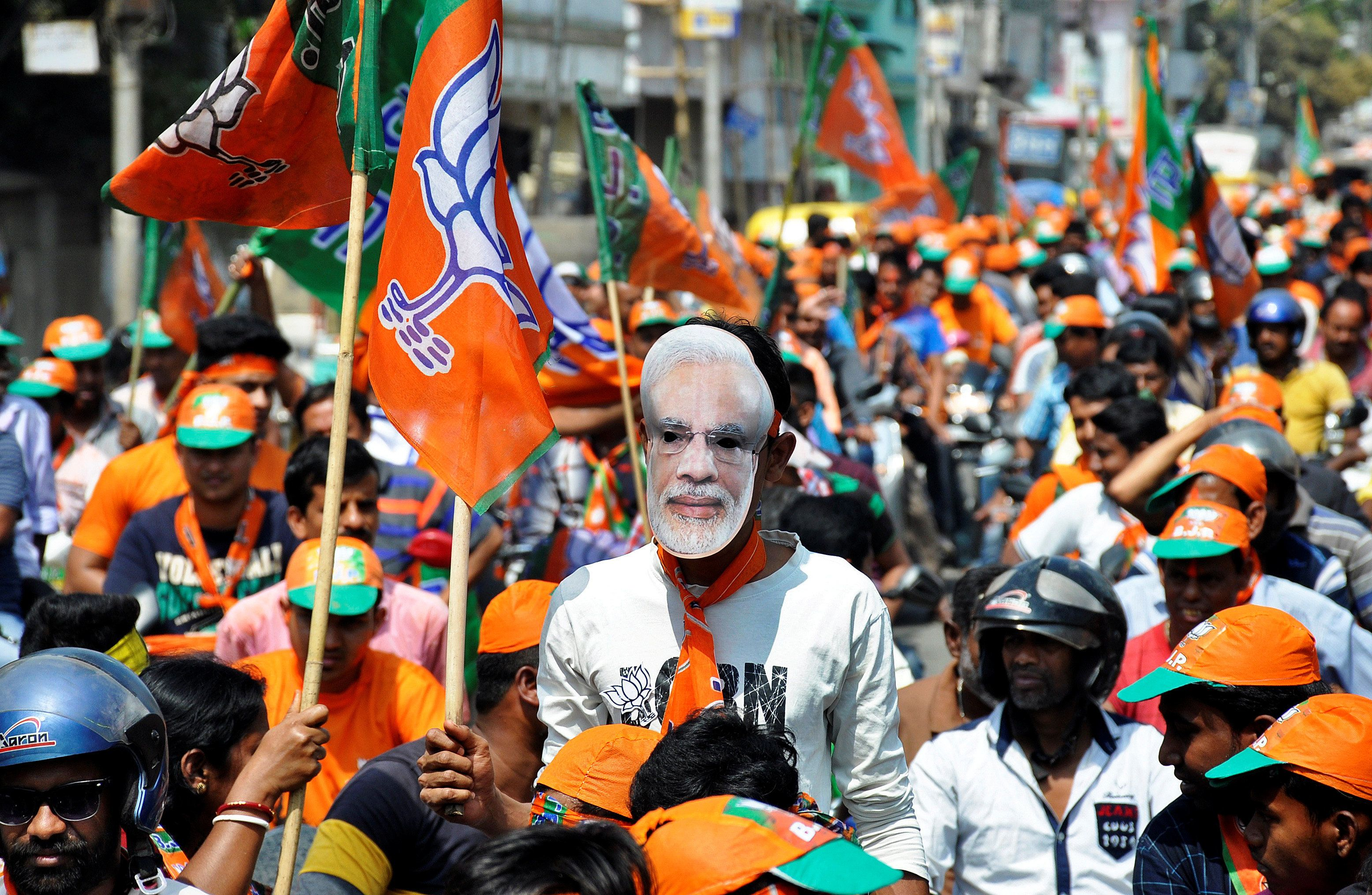 BJP Declares Rs 1000 Crore Income for 2017-18, Congress Yet To File Audit