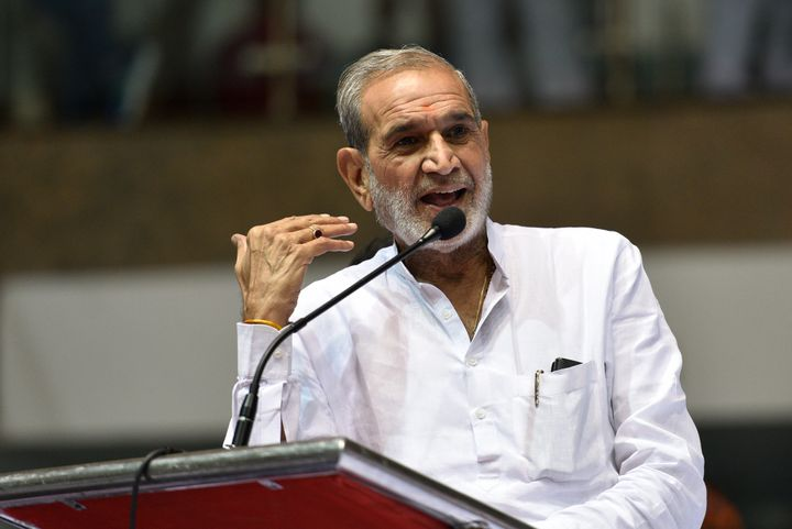 Congress leader Sajjan Kumar