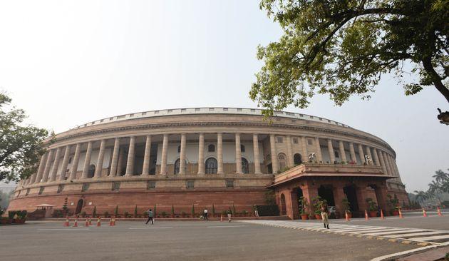 Lok Sabha Adjourned For The Day Amid Uproar On