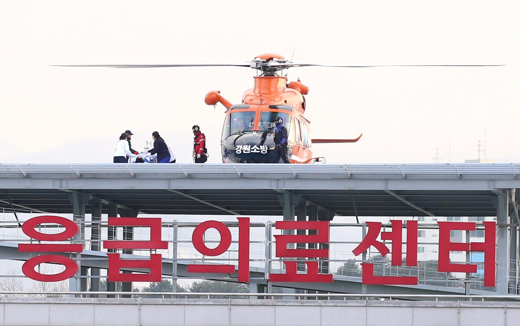 펜션의 참변 : 고3 학생 3명 사망 7명