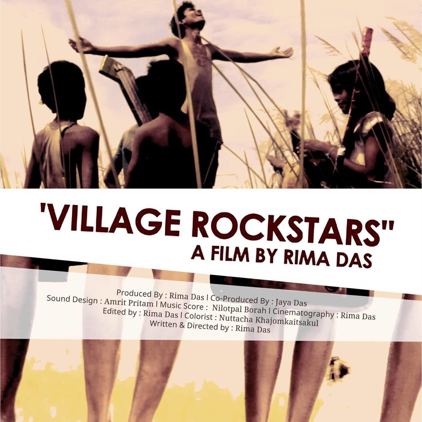'Village Rockstars' Out Of Oscars