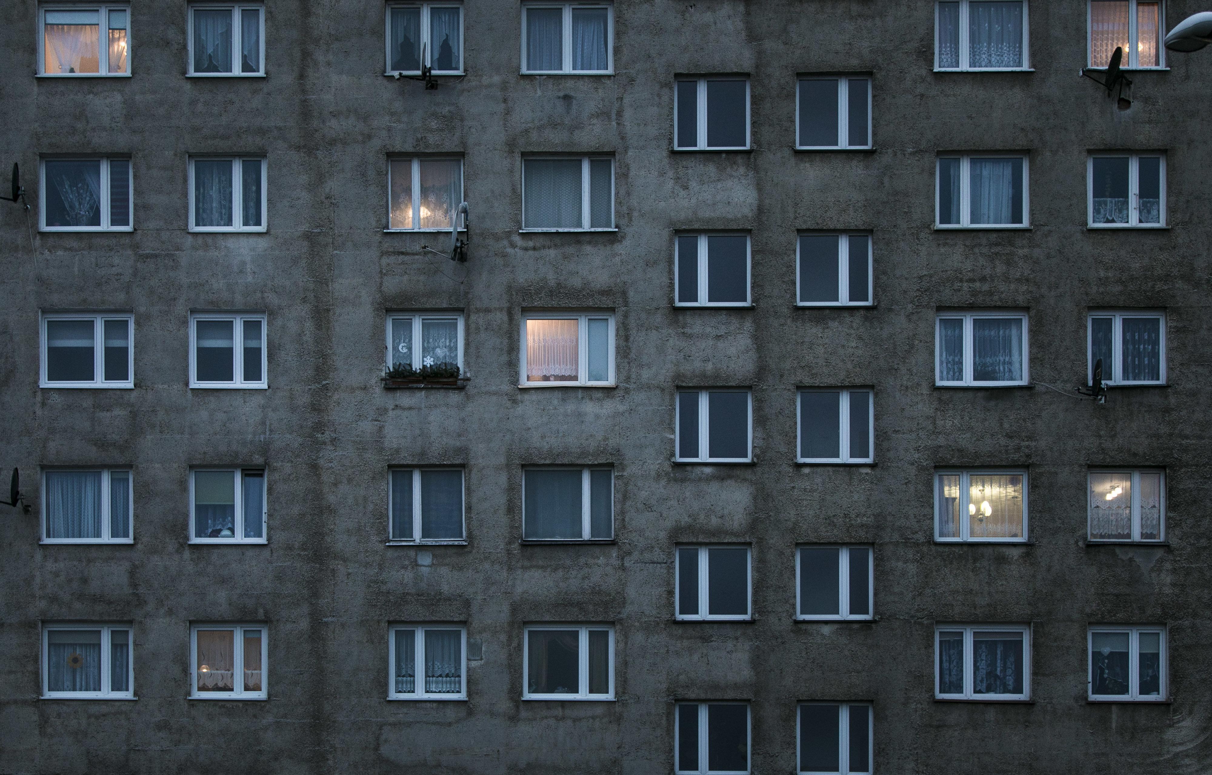 Ein Mann aus Rosenheim soll von einem auf den anderen Tag aus seiner Wohnung raus.