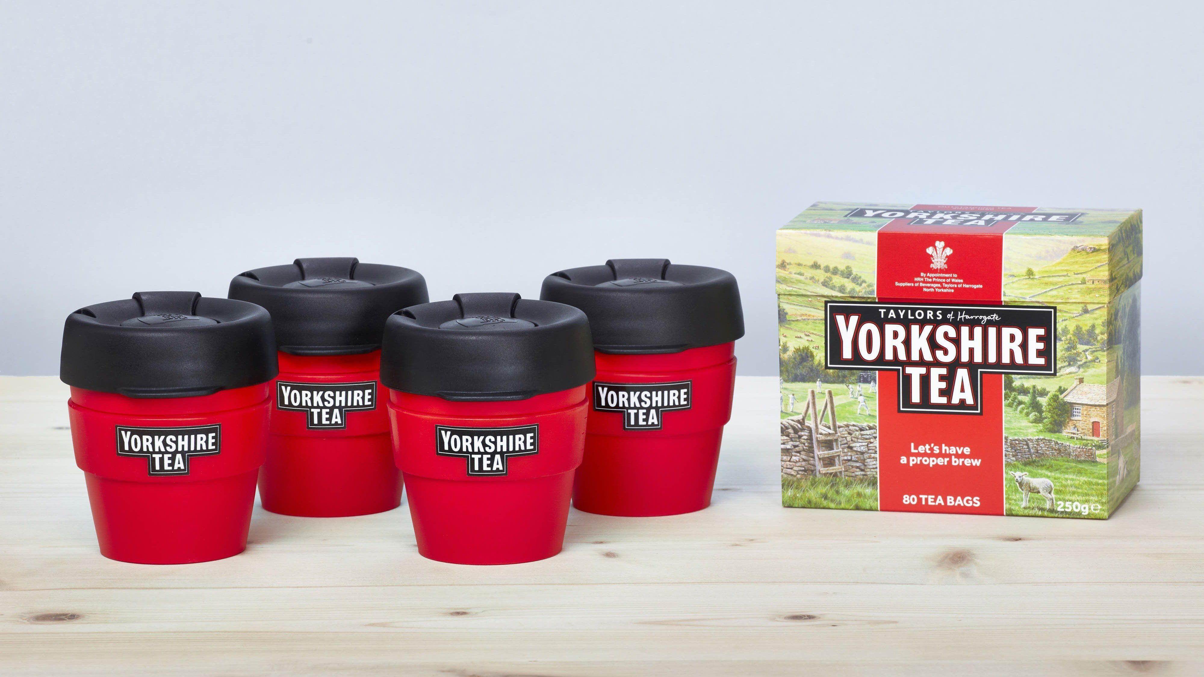 CAUSING A STIR: Yorkshire Tea's Biodegradable Teabags Are Falling Apart (And So Are