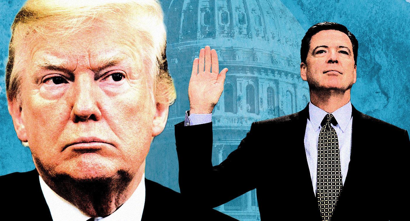 L'ex-chef du FBI attaque Trump et interpelle les