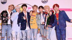 Les rois de la K-pop BTS rapportent des milliards de dollars à la
