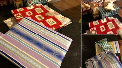 HEARTWARMING: Elderly Man Leaves Little Girl 14 Years Of Christmas Presents After He