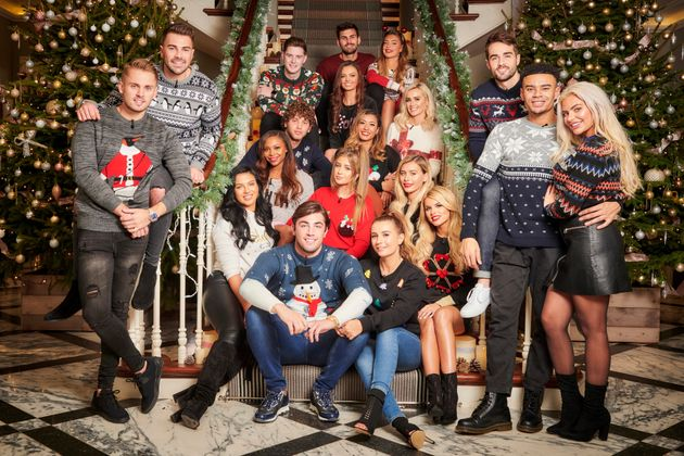 Love Nikki Christmas Reunion.Love Island The Christmas Reunion 20 Best Moments From